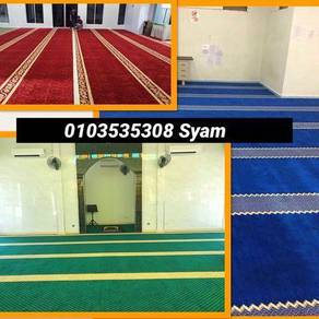 Pelbagai karpet Masjid / Mosque Carpet /BOD6