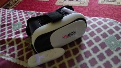 VR BOX WITH REMOTE CONTROL 😄