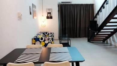 Sawtelle Suite Duplex Condo Cyberjaya Fully Furnished limkokwing MMU