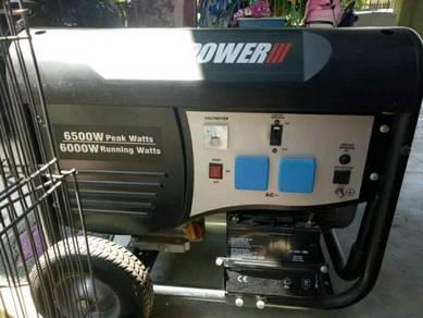Mesin aiskrim & generator