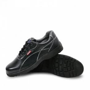 Safety Shoes Oscar 901 Black Lady Lace Up Low Cut