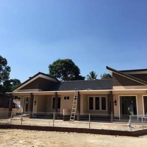 Rumah baru untuk di sewa berhampiran HUSM dan istana