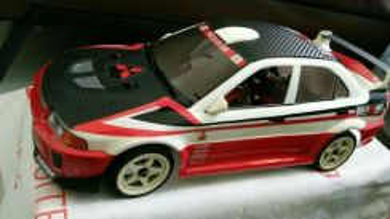 Kyosho PureTen GP Spider Mk2 �Lan EVO V