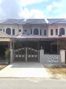 Rumah Teres 2 Tingkat, Padang Tembak Pengkalan Chepa, Kota Bharu, Kela