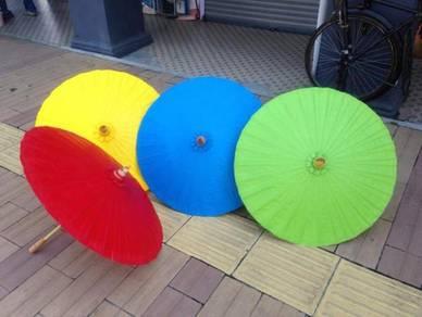 Silk Cloth Umbrella