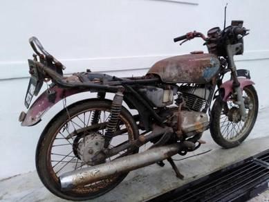 Yamaha rx100