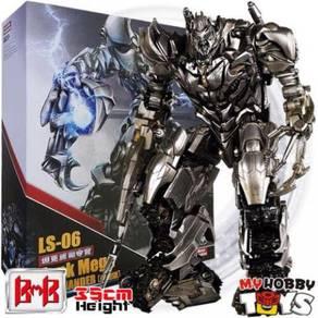 Black Mamba Transformers LS-06 Oversize Megatron