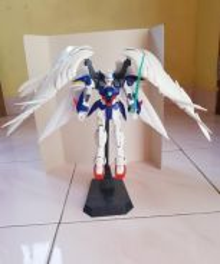 Wing Gundam Zero Mobile Suit XXXG-00W0