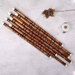Basic Bamboo Flute - G Key (Coklat)