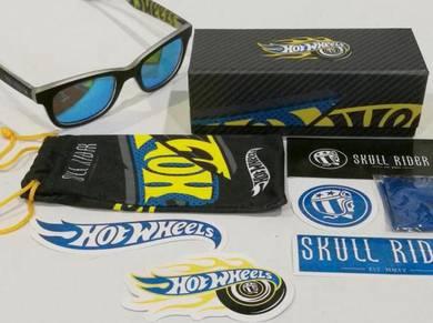 Skull Rider Hotwheels Adult sunglasses