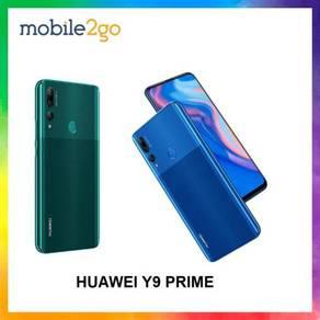 Huawei Y9 Prime [4GB + 128GB] Ori Msia Set