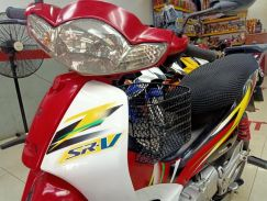 YAMAHA SRV with Rear Carrier Pickup Engine Cantik