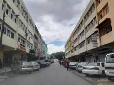 4 Storey Link Warehouse Factory Taman Surai Jaya, Tun Razak , Cheras