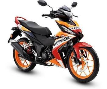 Honda RS150R REPSOL V2 / RS150R V2/ RS 150 REPSOL