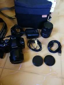 Camera olympus E-620