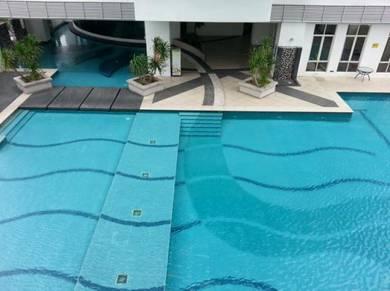 Endah Promenade Condo Fully Furnished Sri Petaling Bukit Jalil LRT APU