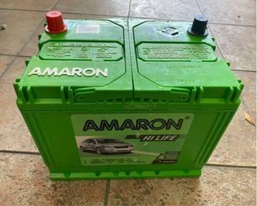 Used Amaron Car Battery  Ns70l/NX110-5L (95D26L)