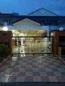Bandar Sierra Renovated Double Storey House   Telipok   Negotiable