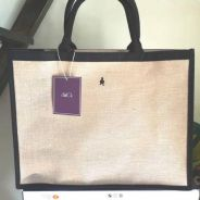 Duck Canvas Shopping Bag
