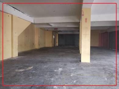 1.5 Sty Shop (Corner) Pandan Indah 5 min to MRR2 Amapng (Q434)
