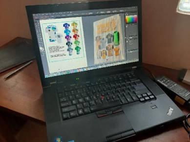 Thinkpad T520 15.6