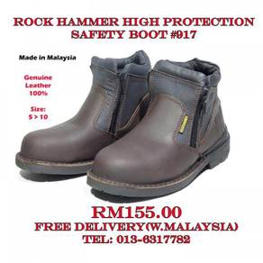 Rock Hammer Normal Cut Protection Safety Boot 917