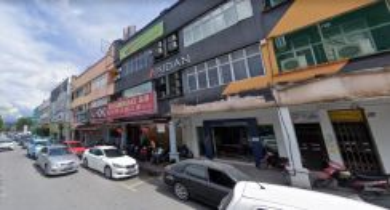 [Nego] Setapak Ground Floor Shop Near Main Road Many Parking