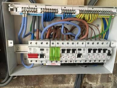 Kabel elektrik