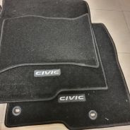 Honda Civic carpet
