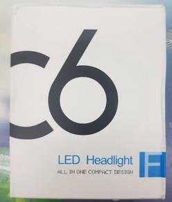 C6 led h8/h9/h11