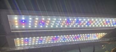 Lampu aquarium aquanice helios