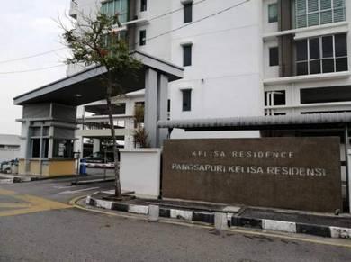 Pangsapuri Kelisa Residensi, Jalan Kelisa Emas, Seberang Jaya