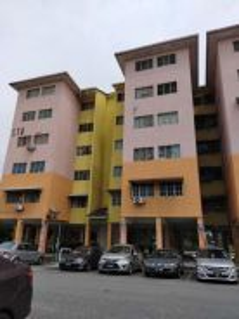 GOOD FOR INVESTMENT Corner Unit Apartment Sri Tanjung Seksyen 7 Bangi