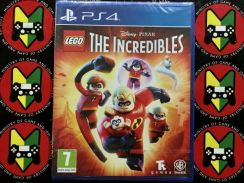 [NEW]PS4 Lego The Incredibles
