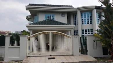 Semi Detached 2 Storey Teluk Pulai Klang Refurbished