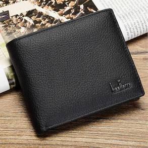 Genuine Cow Leather Baellery Men's Wallet