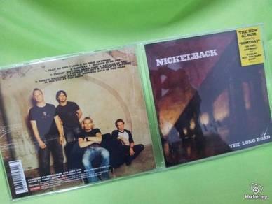 Nickelback THE LONG ROAD 2003 Roadrunner CD