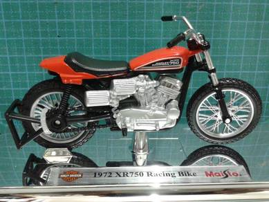 Harley Davidson 1972 XR750 Racing Bike