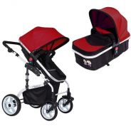 Safety with style stroller