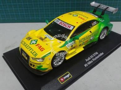Audi A5 DTM Mike Rockenfeller