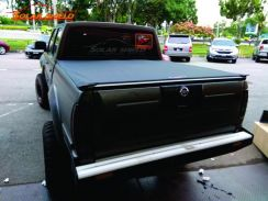 Nissan Frontier Soft Lip Canvas Cover