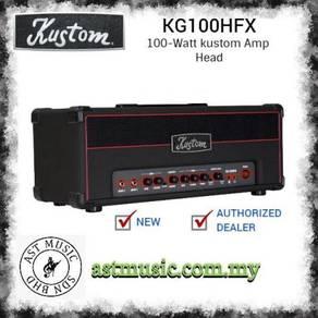 Kustom Kg100hfx 2.0 100W Guitar Amplifier Head