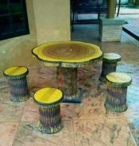 Meja batu