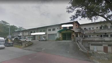 Bukit Serdang BS7 1.5 Storey Link Factory