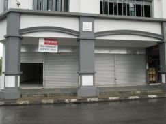 Ground Floor at Sego Centre, Jalan Sultan Tengah