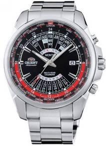 Orient FEU0B001B Multi-Year Calendar Black Dial