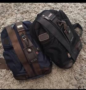 Tumi Alpha bravo monterey sling bag