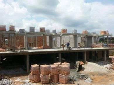 Seremban Lukut Hot new Double storey