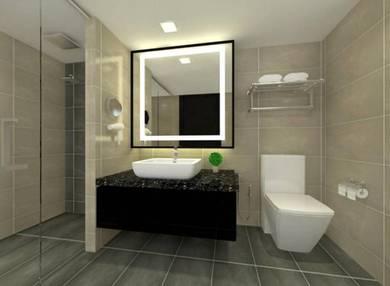 Genting Highland condominium , guarantee return , investment property