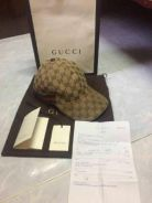 Cap Gucci (URGENT)